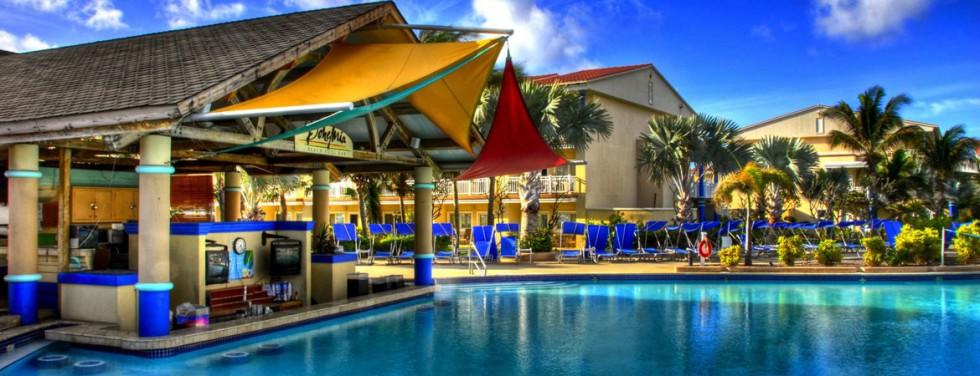 استخر روباز هتل آتلانتیس